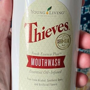 Young Living THIEVES MOUTHWASH. New, unopened.